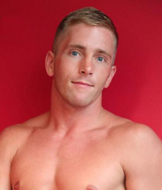 This is the jock you've always had the hots for in college, and now you get to see him in action!