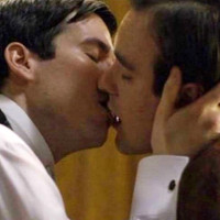 """""""Downton Abbey"""" star moved by gay storyline in new movie."""
