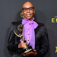 RuPaul wins Best Reality Host 4th year in a row.