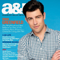 Max Greenfield talks about playing HIV+ character in new role.