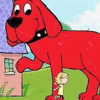"""Homophobic group One Million Moms takes on """"Clifford the Big Red Dog""""."""