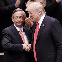 Trump admin gives millions to Anti-LGBTQ+ hate groups in relief.