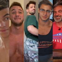 Gay porn stars on YouTube: Brysen, KC, Kristofer Weston, and more!