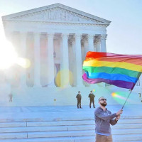 Indiana asks Supreme Court to strip parental rights from gay couples.