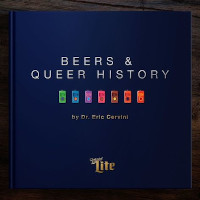 Eric Cervini's new book is a toast to queer bars throughout history.