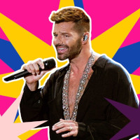 Ricky Martin at 49 is the Latin pop daddy we deserve.