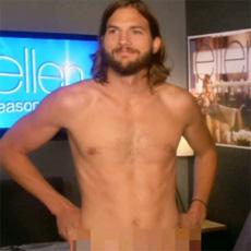 Does Ashton Kutcher have a small willy? Demi Moore thinks so!