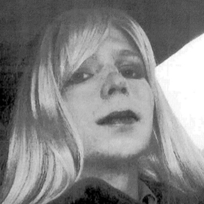 Trans whistleblower Chelsea Manning releases her own podcast from prison.