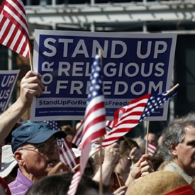Southern Poverty Law Center report: Religious liberty