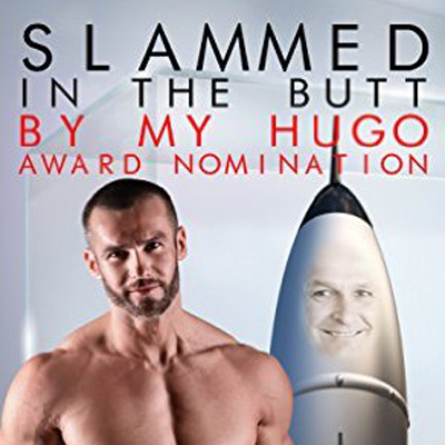 This is why a space dinosaur gay anal sex book is in the running for a prestigious science fiction award.