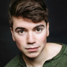 The real O'Neals' Noah Galvin on fake siblings, Dan Savage, and hate mail.