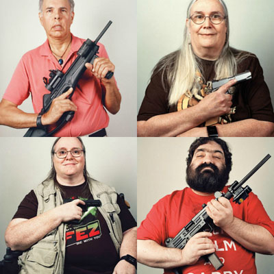 Pink Pistols: meet the queers who still want more guns.