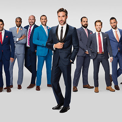 """Finding Prince Charming"" cast revealed -- see the men competing on Logo's gay Bachelor!"