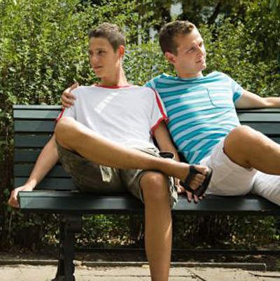 Cuckolding is on the up and up among gay couples.