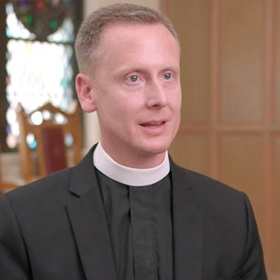 Anglican Church of Canada elects its first openly gay bishop.