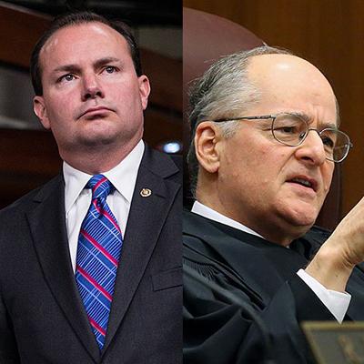 Donald Trump's scary supreme court picks.