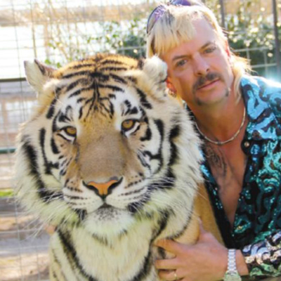 Meet Joe Exotic, the fabulous gay zookeeper running for President of the United States.