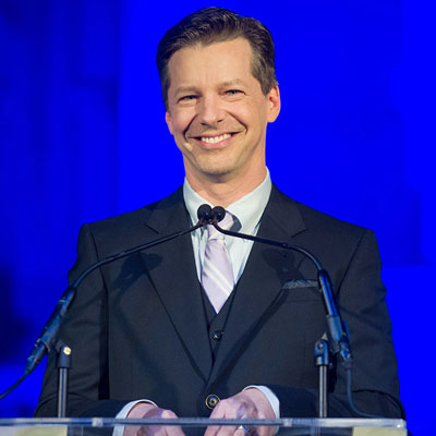 """Will & Grace"" star Sean Hayes: ""I should've come out sooner."""