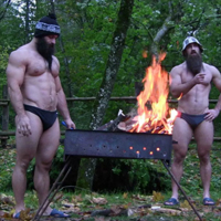 Meet the men from Viking Age CrossFit in Lithuania.