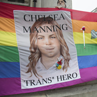 Chelsea Manning, jailed for Intel leak, to be freed by President Barack Obama.