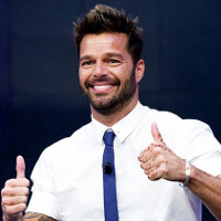 "Ricky Martin reveals he has a ""crazy foot fetish."""