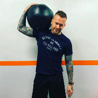 """""""Biggest Loser"""" fitness coach Bob Harper unconscious for two days after serious heart attack."""