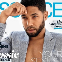 OMG, he's naked: EMPIRE's Jussie Smollet!