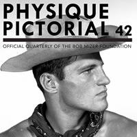 90 photos to celebrate the return of Physique Pictorial.