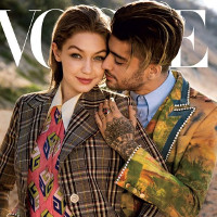 Vogue forced to apologize for calling Gigi Hadid and Zayn Malik gender-fluid.