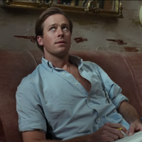 "Armie Hammer almost passed on role in ""Call Me By Your Name"" over nudity."