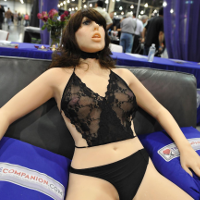 First sex-doll brothel opens in Germany.