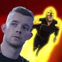 "Russell Tovey says playing a gay superhero ""feels wonderful."""