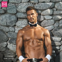 Preview the 2018 Chippendales calendar.