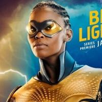 "Meet the black lesbian superhero from The CW's ""Black Lightning."""