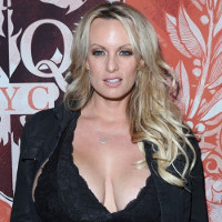 Stormy Daniels reportedly spanked Trump with a copy of Forbes magazine.