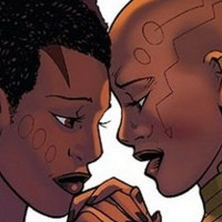 Black Panther screenwriter opens up about the film's deleted lesbian romance.