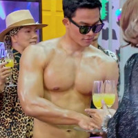 """Meet the hunky pit crew of """"Drag Race Thailand."""""""