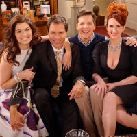 "The revived series of ""Will & Grace"" is already getting a third season!"
