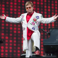 "Taron Egerton to play Elton John in biopic ""Rocketman."""