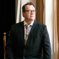 """Writer and producer Russell T Davies: """"Living as a gay man is a political act."""""""