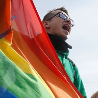 Russian investigation found no LGBT people, violence in Chechnya.