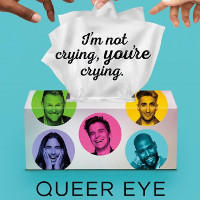 "New episodes of Netflix's ""Queer Eye"" coming out in June."