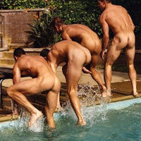 Time to check out Bruce Weber's super sexy Instagram page.