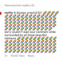 Netflix just dragged a homophobic troll who came for Elite's gay storyline.