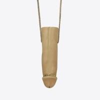 Penis jewelry: Yves Saint Laurent launches phallic range.