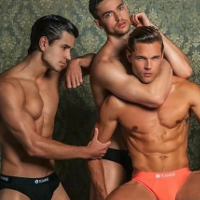 TEAMM8 gets super low with new underwear campaign.