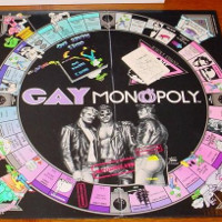 5 gay board games you need, from Leather Daddy Monopoly to queer trivia.