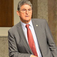 Manchin explains why he's the only Senate Dem not supporting Equality Act.