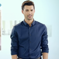 There's a Spanish Trivago guy who is more fuckable than the American one.