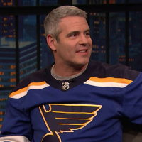 """""""Everything has changed"""" since becoming a father, says Andy Cohen."""